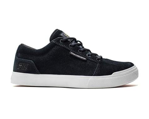 Ride Concepts Women's Vice Flat Pedal Shoe (Black) (6.5)