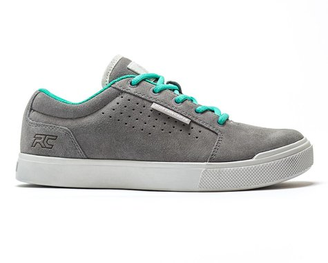 Ride Concepts Women's Vice Flat Pedal Shoe (Grey) (5.5)