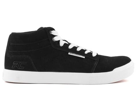 Ride Concepts Vice Mid Flat Pedal Shoe (Black/White) (12)
