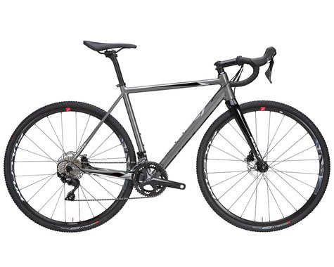 Ridley X-Ride Disc Rival 1 Cyclocross Bike (Grey) (XS)