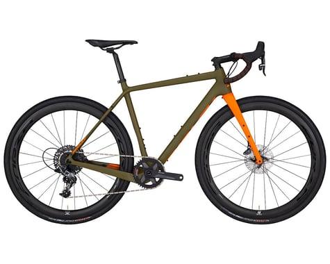 Ridley Kanzo Adventure Ultegra Mix Gravel Bike (Green/Orange)