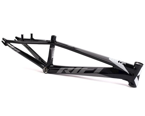 RIFT ES20 BMX Race Bike Frame (Black) (Mini)