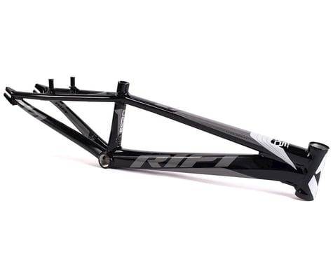 RIFT ES20 BMX Race Bike Frame (Black) (Expert)
