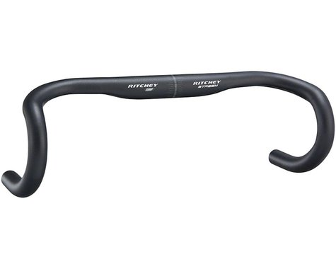 Ritchey Comp Streem III Handlebar (Black) (31.8mm) (38cm)