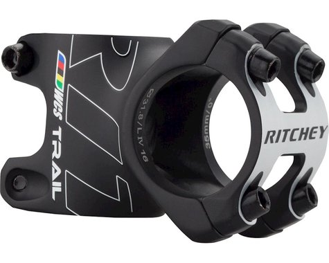 Ritchey WCS Trail 35 Stem (Matte Black) (35.0mm) (35mm) (0°)