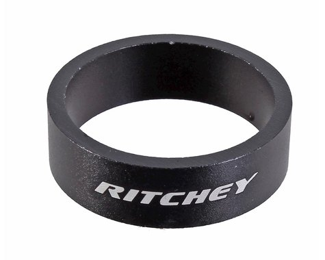 "Ritchey Pro Headset Spacers (Black) (1-1/8"") (28.6mm/10mm) (10)"