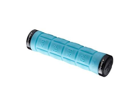 Ritchey WCS Locking Grips (Sky Blue) (135mm)