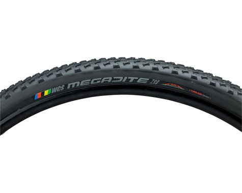 Ritchey WCS Megabite Tubeless Cross Tire (Black) (700c) (38mm)