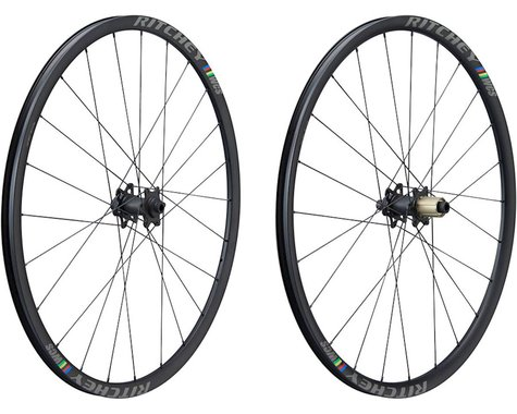 Ritchey WCS Zeta Disc Brake 700c Wheelset (Black) (Shimano/Sram 11-Speed)