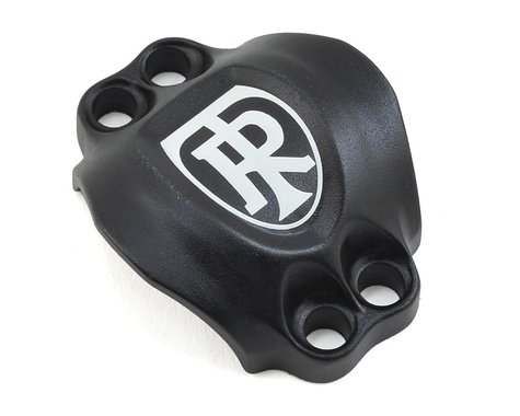 Ritchey WCS 4-AXIS Stem Replacement Face Plate (Black)