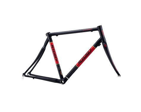Ritchey WCS Road Break Away Carbon Frameset (Black/Red) (XL)
