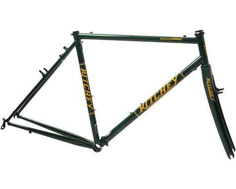 Ritchey CX Pro Break-Away CrMo Frameset (Green)