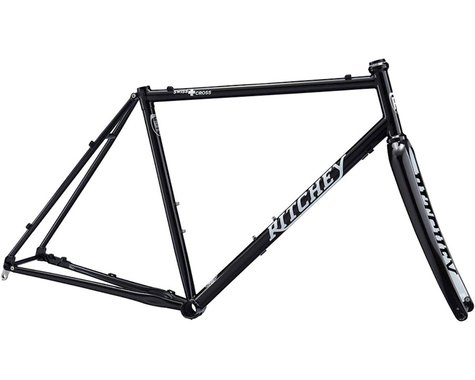 Ritchey Swiss Cross V2 Disc Frameset (Black) (XS)