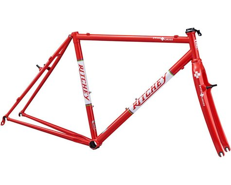 Ritchey Swiss Cross CX Canty Frameset (Red) (59cm)