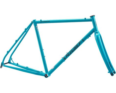 Ritchey Outback Disc Frameset (Teal)
