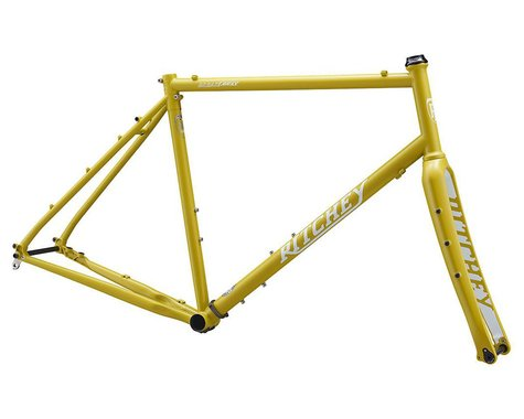 Ritchey Break-Away Outback Frameset (Queso y Crema) (XS)