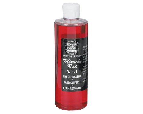 "Rock ""N"" Roll Miracle Red Bio-Cleaner/Degreaser (16oz)"