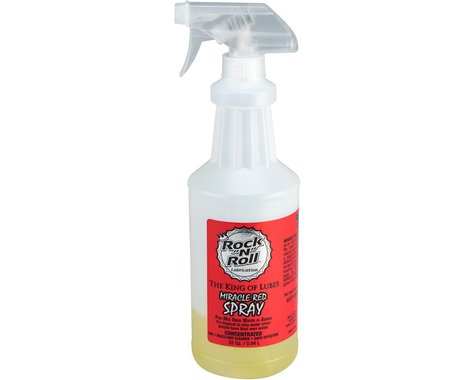 "Rock ""N"" Roll Miracle Red Bio-Cleaner/Degreaser (32oz Spray)"
