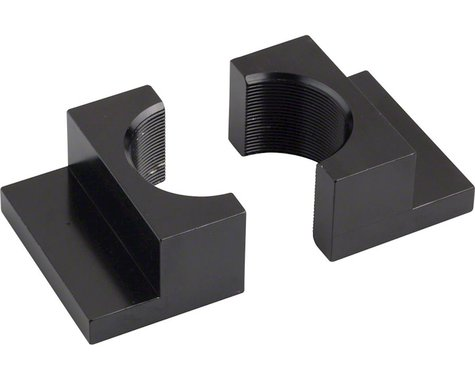 RockShox Rear Shock Body Vise Blocks, Kage/Vivid