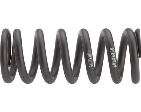 "RockShox Vivid/Kage Coil Spring (Grey) (500lbs) (2.75"")"