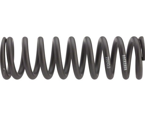 "RockShox Vivid/Kage Coil Spring (Grey) (350lbs) (3.0"")"