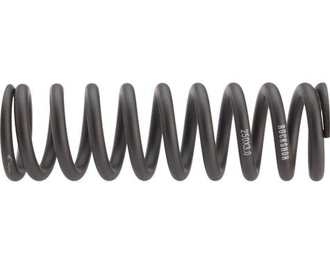 "RockShox Vivid/Kage Coil Spring (Grey) (300lbs) (3.5"")"