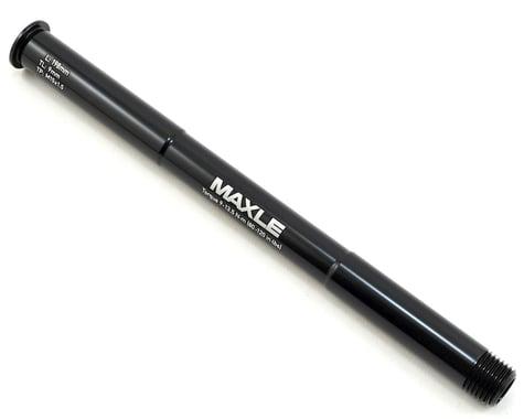 RockShox Maxle Stealth Front Thru Axle (Black) (15 x 150mm) (198mm) (1.5mm)