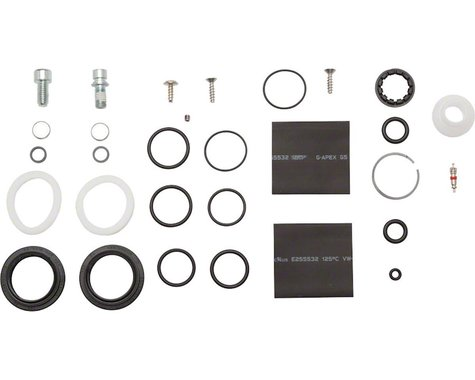 RockShox Fork Service Kit, Full: XC30 A1-A3 / 30 Silver A1, Coil and Solo Air