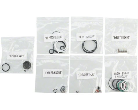 RockShox Rear Shock Service Kit, Full: 2013 Monarch 3 RT3