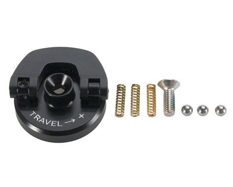 RockShox U-Turn Adjustment Knob (Aluminum Lever)