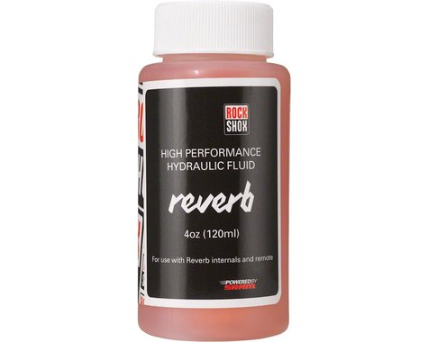 RockShox Reverb Hydraulic Fluid (120ml Bottle) (Reverb/Sprint Remote)