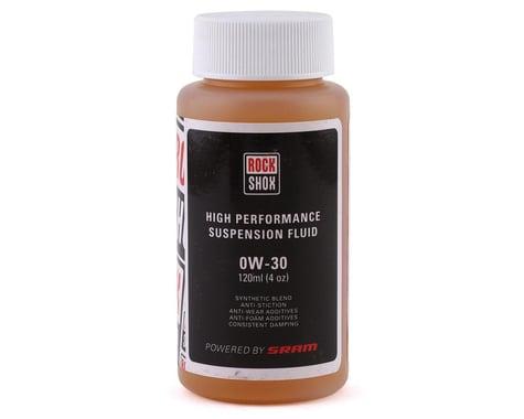 ROCKSHOX Suspension Oil (0W-30) (120ml Bottle)