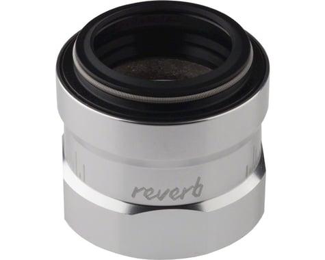 RockShox Reverb Top Cap/Dust Wiper Assembly Kit, Silver