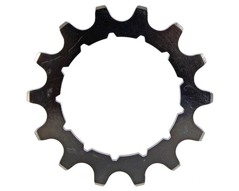 Rohloff Speedhub Splined Steel Sprocket (Silver) (14T)