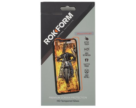 Rokform Tempered Glass Screen Protector (iPhone 11 Pro/XS/X)