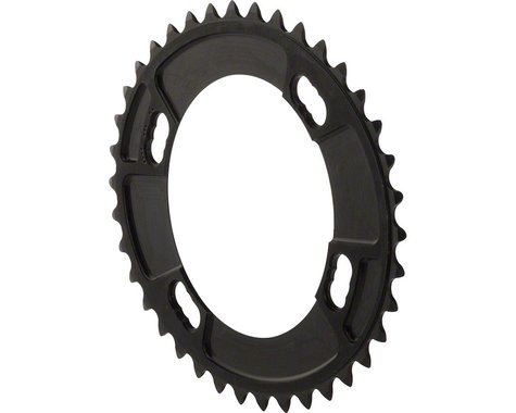 Rotor QXL 110 x 4 BCD Three Oval Position Chainring: 36t inner for use with 53t