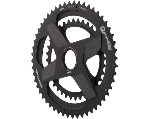 Rotor Aldhu Spidering Integrated Double Chainrings (53/39T)
