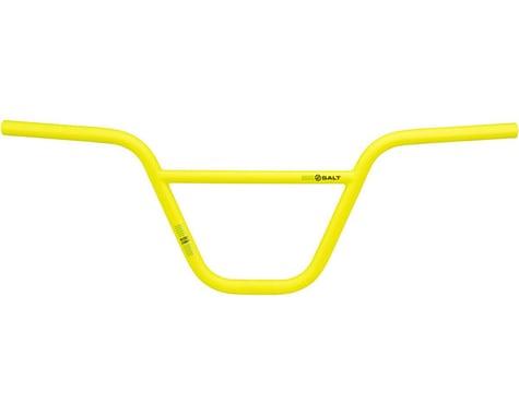 """Salt Pro BMX Handlebar - 9"""", Matte Neon Yellow"""
