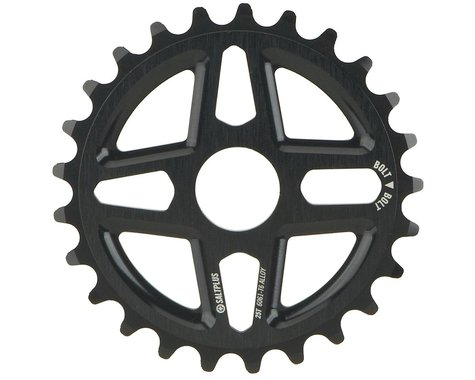 Salt Plus Center Sprocket (Black) (25T)