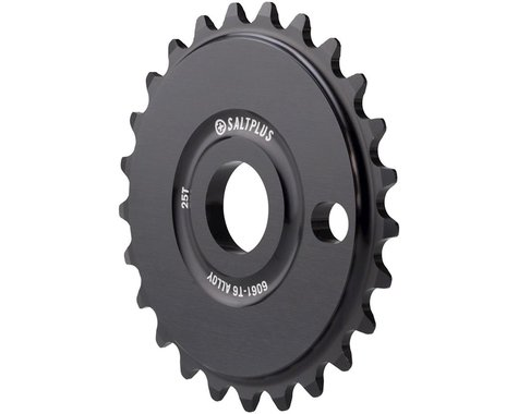 Salt Plus Solidus Sprocket (Black) (25T)