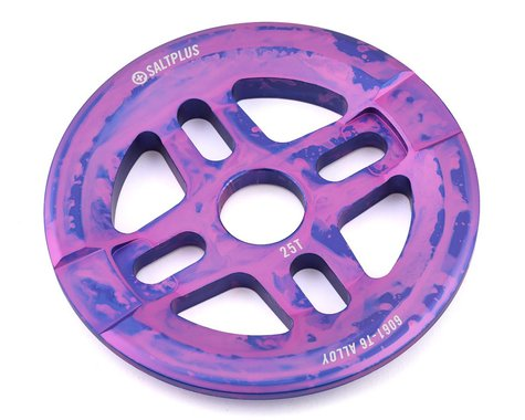 Salt Orion Guard Sprocket (Nebula Purple) (25T)