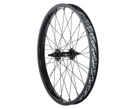 """Salt Rookie Front Wheel - 20"""", 3/8"""" x 100mm, Rim Brake, Black, Clincher"""