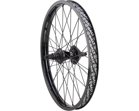"""Salt Plus Mesa Rear Wheel - 20"""", 14 x 110mm, Rim Brake, RSD/LSD Cassette, Black,"""