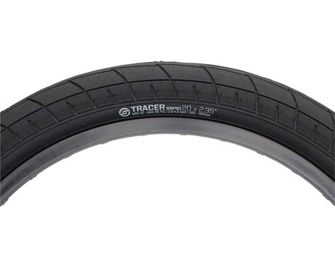 "Salt Tracer Tire (Black) (20"") (2.35"")"