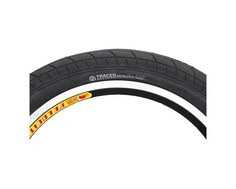 Salt Tracer Tire - 18 x 2.2, Clincher, Wire, Black