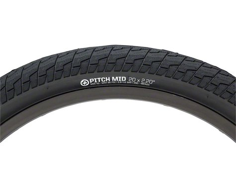 "Salt Plus Pitch Mid Tire (Black) (20"") (2.2"")"