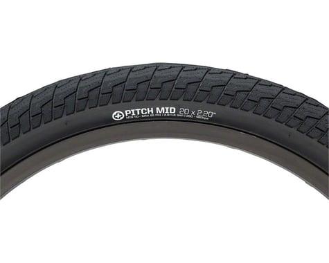 Salt Plus Pitch Mid Tire - 20 x 2.3, Clincher, Wire, Black