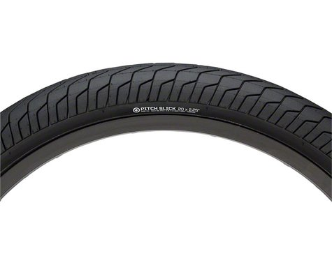 Salt Plus Pitch Slick Tire - 20 x 2.25, Clincher, Wire, Black