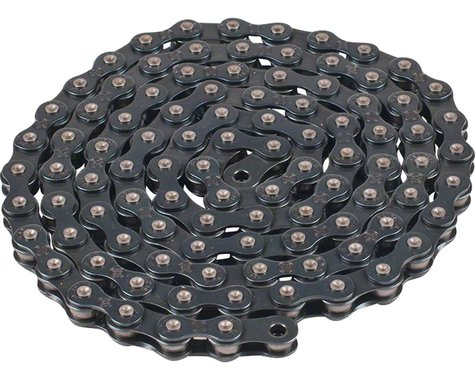 "Salt Plus HX Chain - Single Speed 1/2"" x 1/8"", 100 Links, Black"