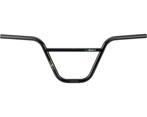 "Salt Pro BMX Handlebar - 9"", Glossy Black"